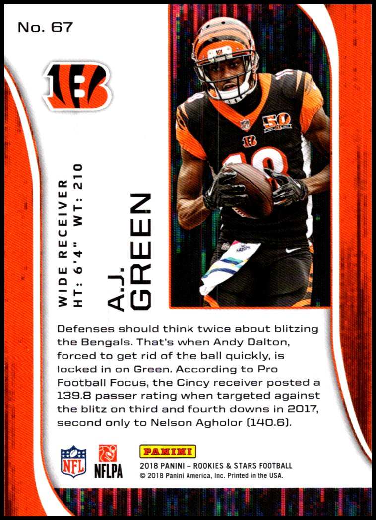 Pick-Your-Cards-Lot-2018-Rookies-and-Stars-NFL-Football-Panini-Singles-w-RC thumbnail 81