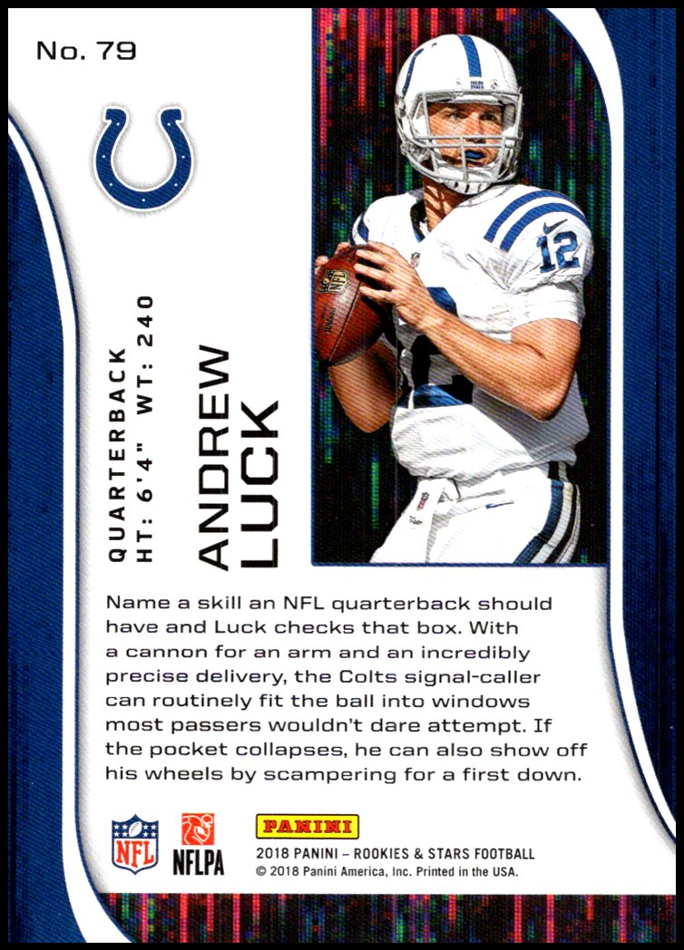 Pick-Your-Cards-Lot-2018-Rookies-and-Stars-NFL-Football-Panini-Singles-w-RC thumbnail 97
