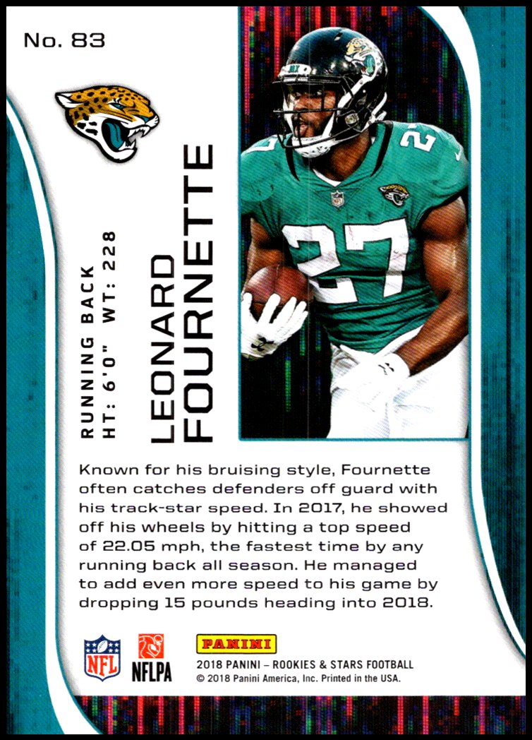 Pick-Your-Cards-Lot-2018-Rookies-and-Stars-NFL-Football-Panini-Singles-w-RC thumbnail 103