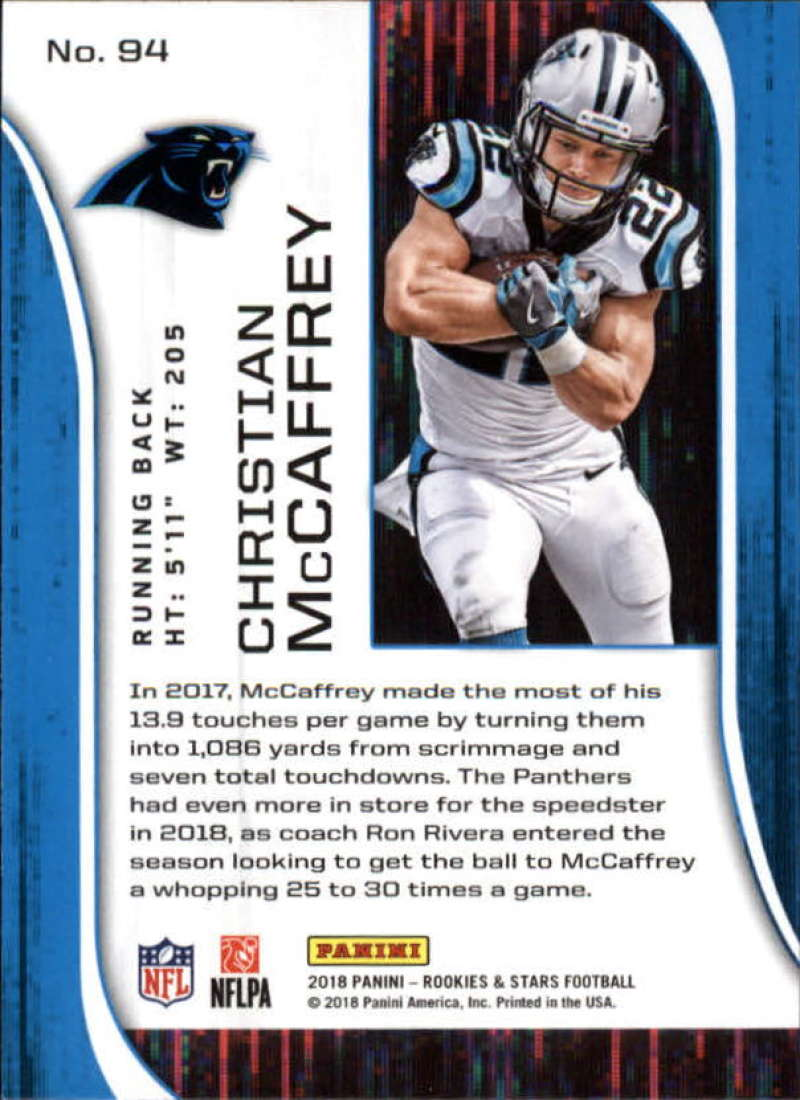 Pick-Your-Cards-Lot-2018-Rookies-and-Stars-NFL-Football-Panini-Singles-w-RC thumbnail 115