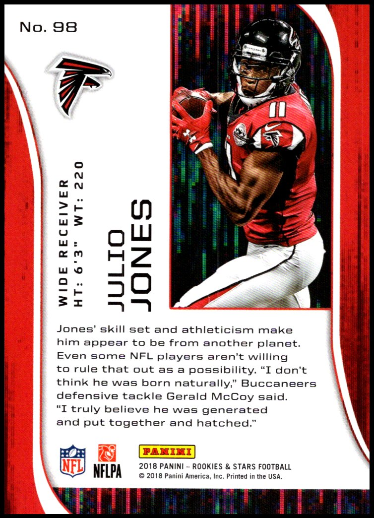 Pick-Your-Cards-Lot-2018-Rookies-and-Stars-NFL-Football-Panini-Singles-w-RC thumbnail 123