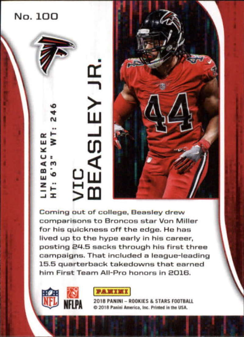 Pick-Your-Cards-Lot-2018-Rookies-and-Stars-NFL-Football-Panini-Singles-w-RC thumbnail 125
