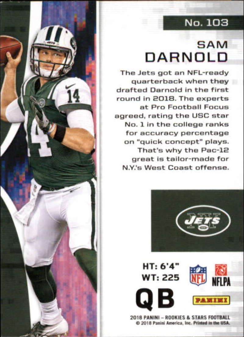 Pick-Your-Cards-Lot-2018-Rookies-and-Stars-NFL-Football-Panini-Singles-w-RC thumbnail 127