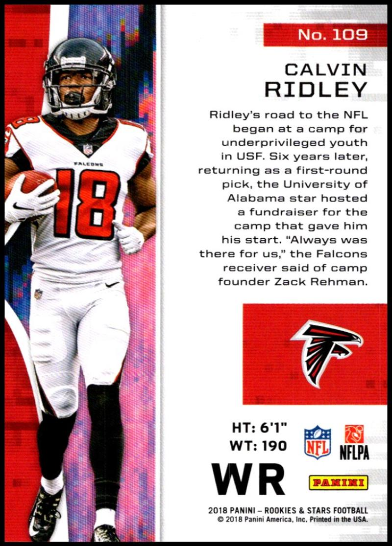 Pick-Your-Cards-Lot-2018-Rookies-and-Stars-NFL-Football-Panini-Singles-w-RC thumbnail 133