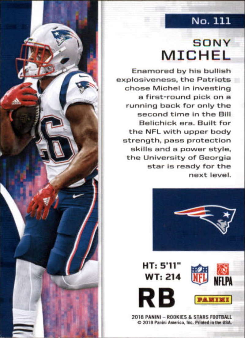 Pick-Your-Cards-Lot-2018-Rookies-and-Stars-NFL-Football-Panini-Singles-w-RC thumbnail 137