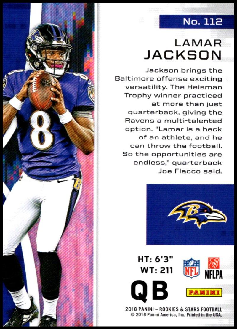 Pick-Your-Cards-Lot-2018-Rookies-and-Stars-NFL-Football-Panini-Singles-w-RC thumbnail 139