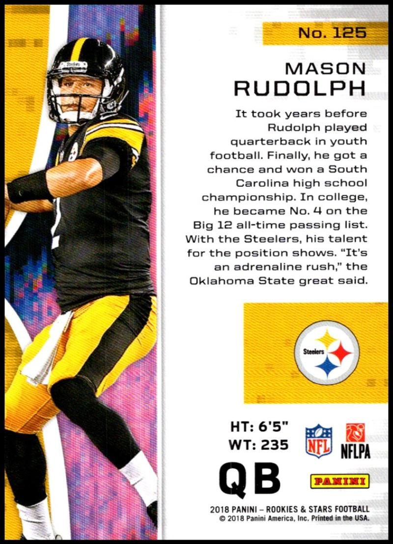 Pick-Your-Cards-Lot-2018-Rookies-and-Stars-NFL-Football-Panini-Singles-w-RC thumbnail 153