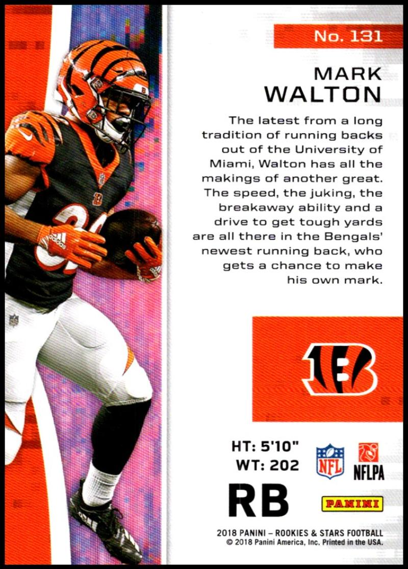 Pick-Your-Cards-Lot-2018-Rookies-and-Stars-NFL-Football-Panini-Singles-w-RC thumbnail 159