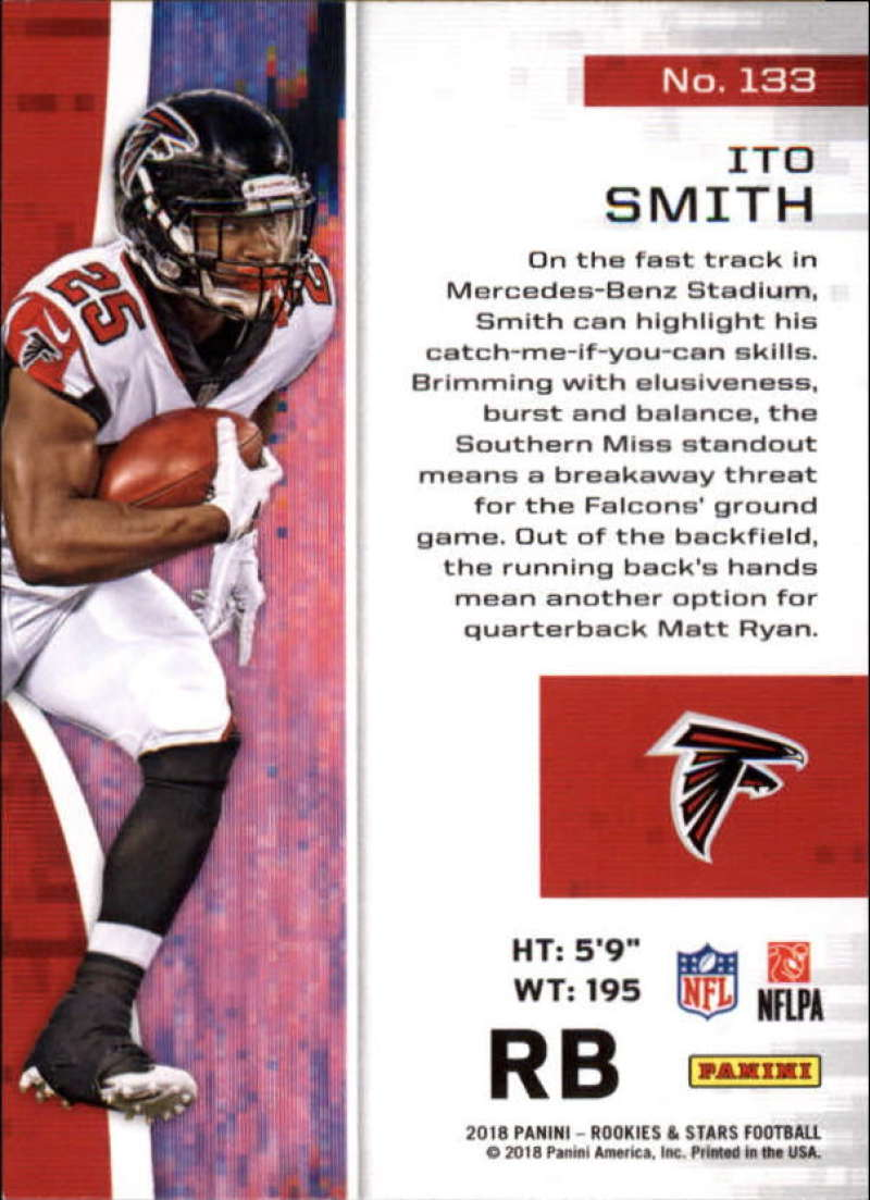 Pick-Your-Cards-Lot-2018-Rookies-and-Stars-NFL-Football-Panini-Singles-w-RC thumbnail 161