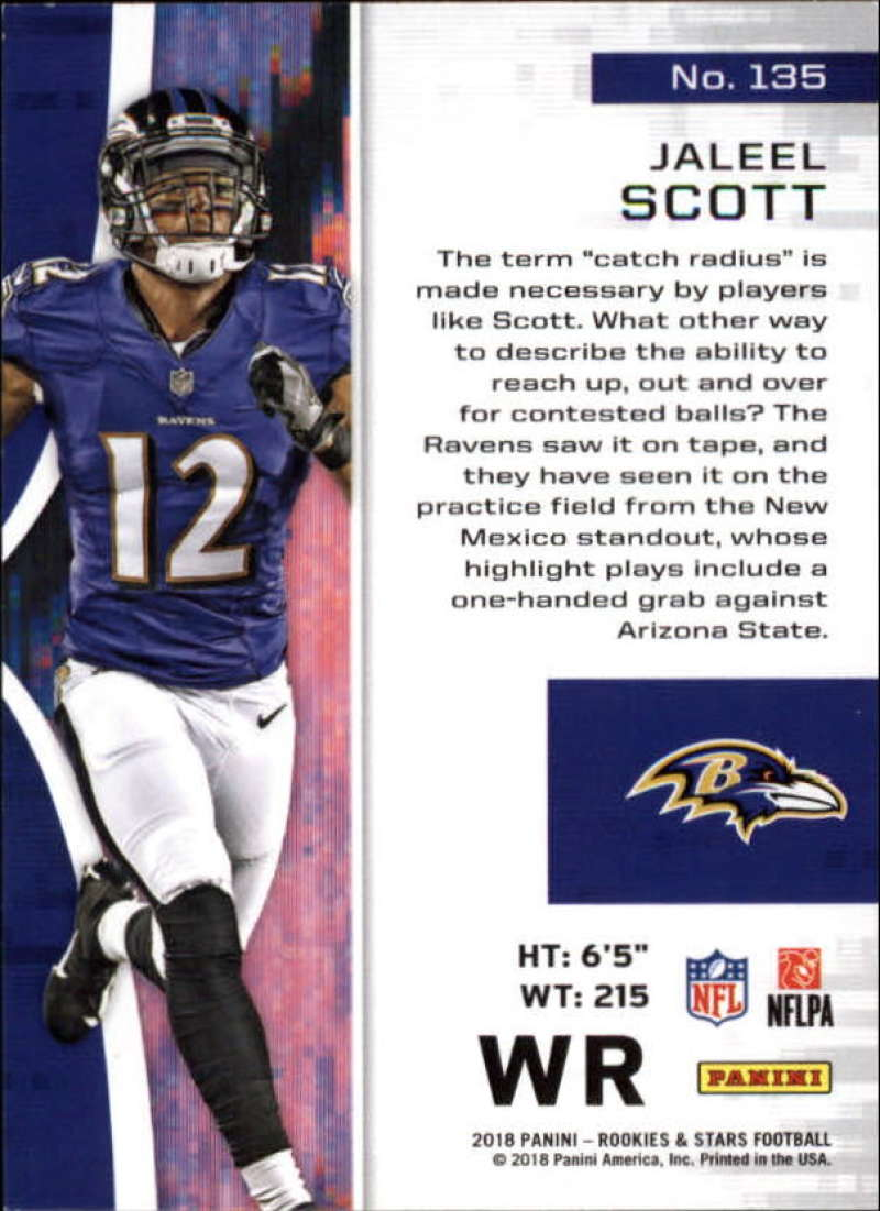 Pick-Your-Cards-Lot-2018-Rookies-and-Stars-NFL-Football-Panini-Singles-w-RC thumbnail 165