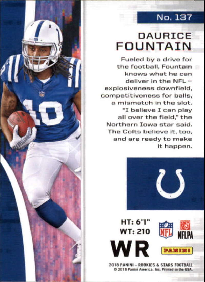Pick-Your-Cards-Lot-2018-Rookies-and-Stars-NFL-Football-Panini-Singles-w-RC thumbnail 167