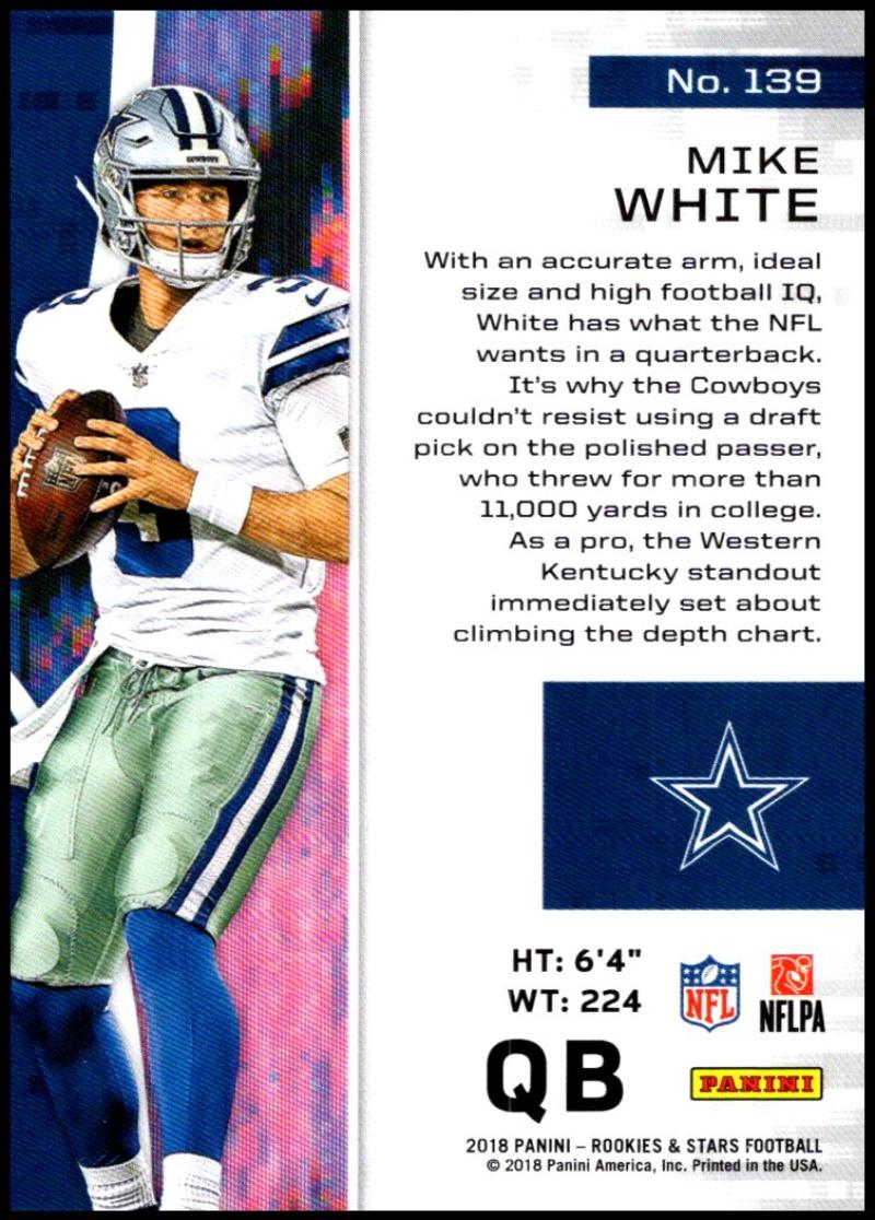 Pick-Your-Cards-Lot-2018-Rookies-and-Stars-NFL-Football-Panini-Singles-w-RC thumbnail 171