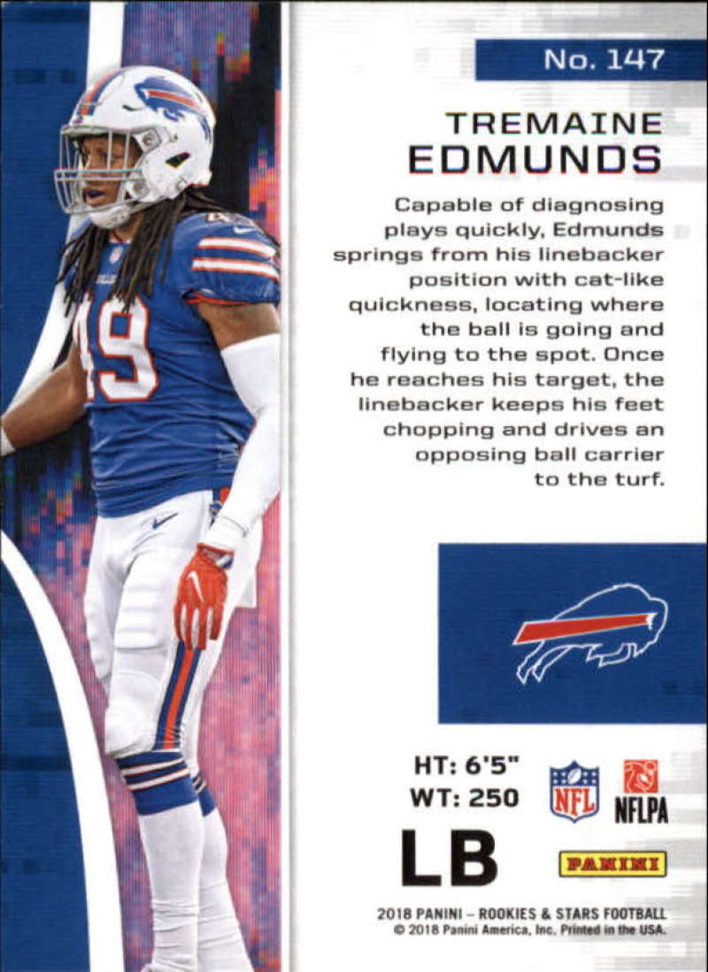 Pick-Your-Cards-Lot-2018-Rookies-and-Stars-NFL-Football-Panini-Singles-w-RC thumbnail 177