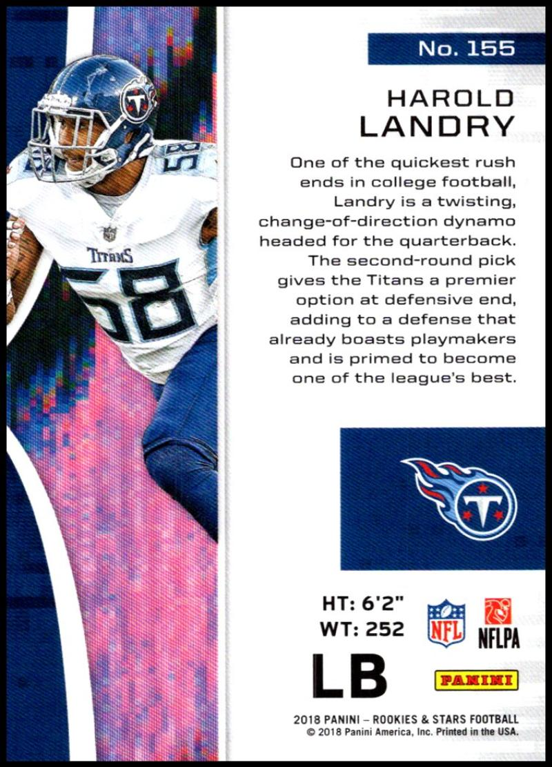 Pick-Your-Cards-Lot-2018-Rookies-and-Stars-NFL-Football-Panini-Singles-w-RC thumbnail 187