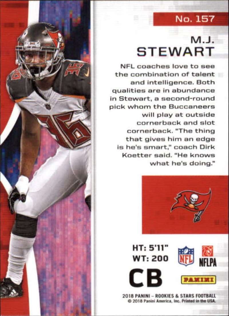 Pick-Your-Cards-Lot-2018-Rookies-and-Stars-NFL-Football-Panini-Singles-w-RC thumbnail 189