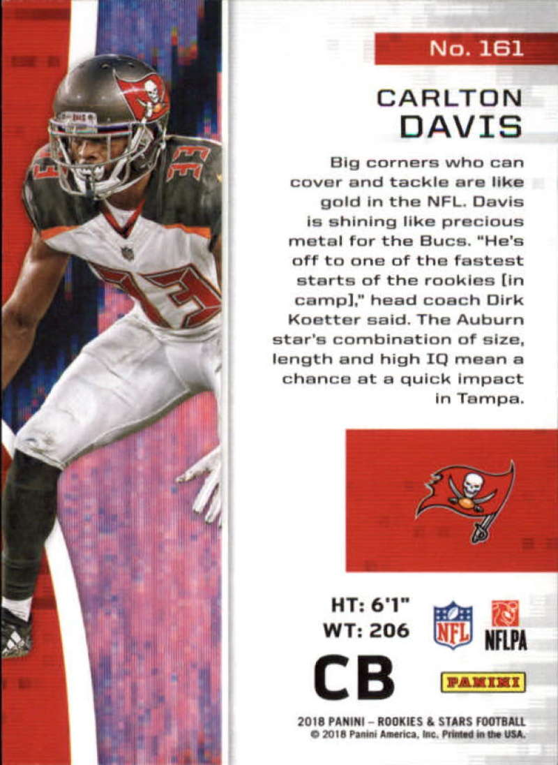 Pick-Your-Cards-Lot-2018-Rookies-and-Stars-NFL-Football-Panini-Singles-w-RC thumbnail 193