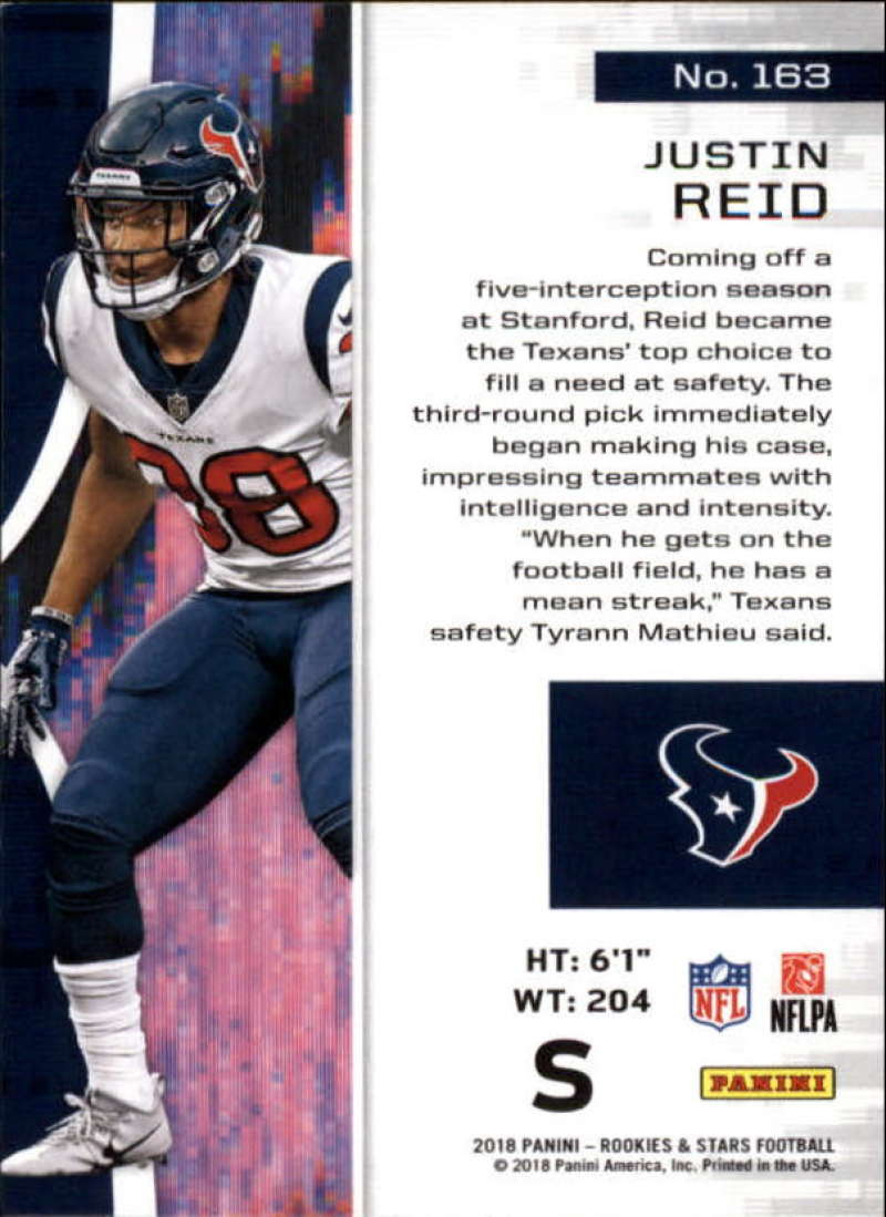 Pick-Your-Cards-Lot-2018-Rookies-and-Stars-NFL-Football-Panini-Singles-w-RC thumbnail 195