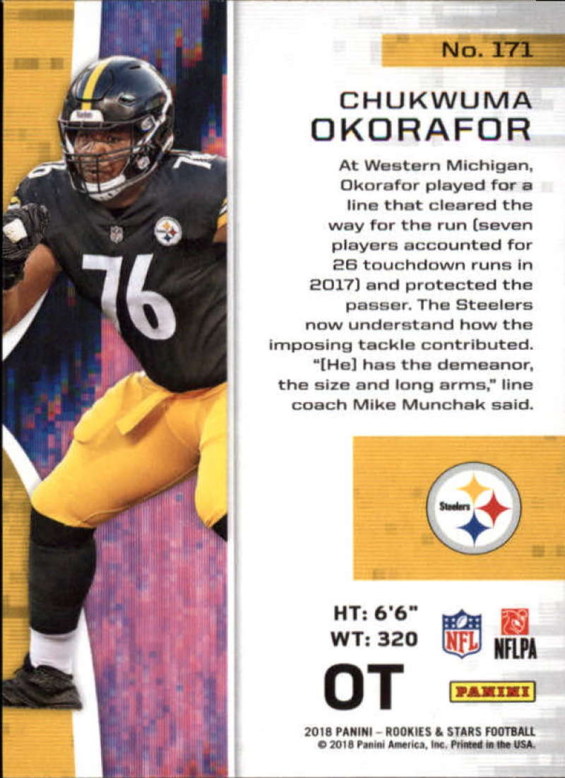 Pick-Your-Cards-Lot-2018-Rookies-and-Stars-NFL-Football-Panini-Singles-w-RC thumbnail 203