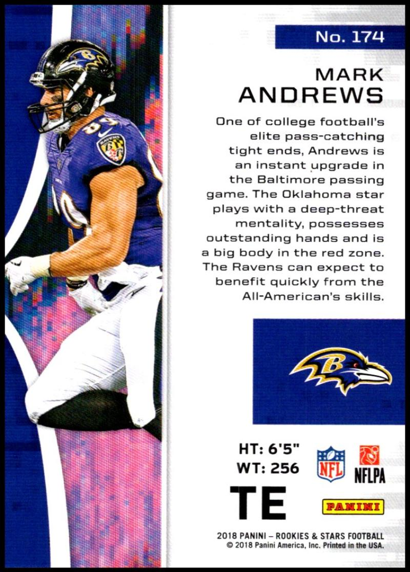 Pick-Your-Cards-Lot-2018-Rookies-and-Stars-NFL-Football-Panini-Singles-w-RC thumbnail 207