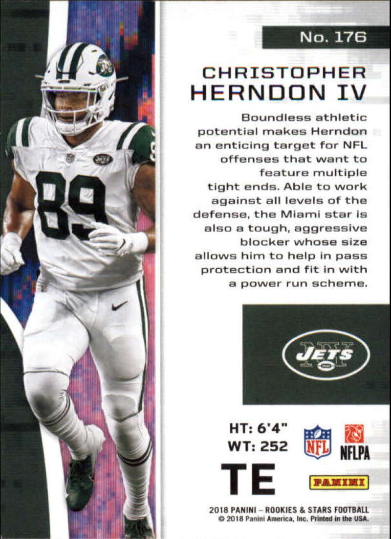Pick-Your-Cards-Lot-2018-Rookies-and-Stars-NFL-Football-Panini-Singles-w-RC thumbnail 209