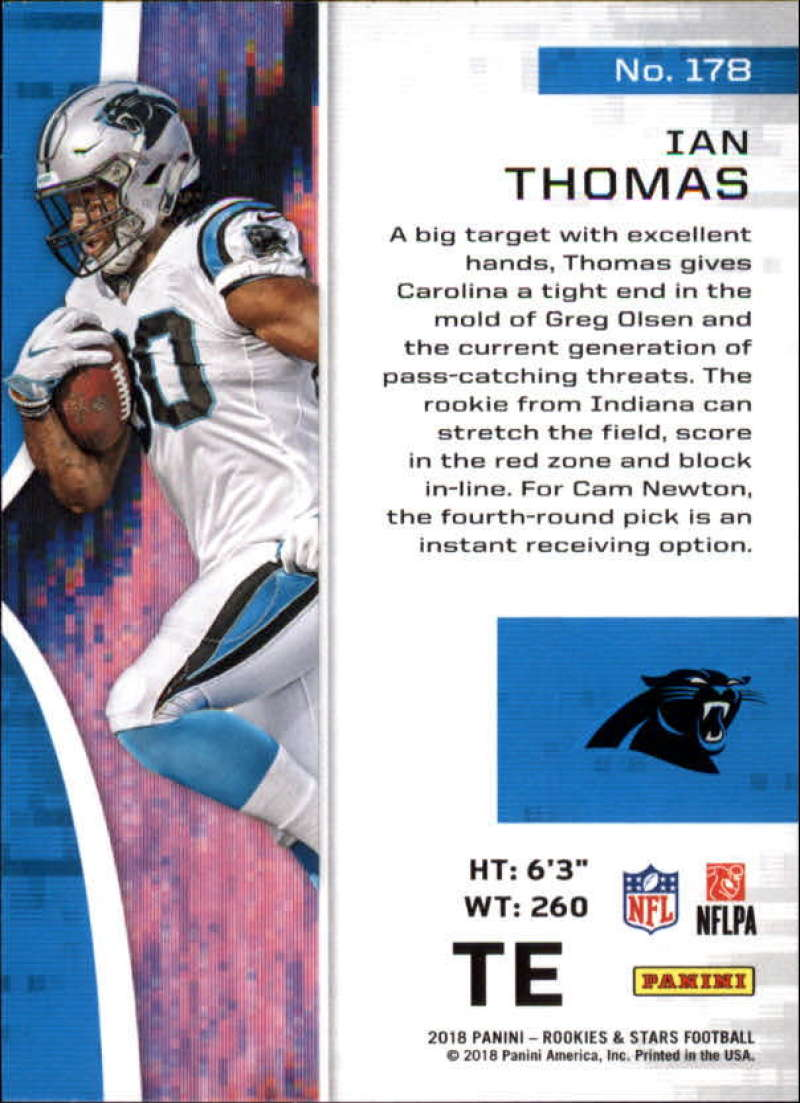 Pick-Your-Cards-Lot-2018-Rookies-and-Stars-NFL-Football-Panini-Singles-w-RC thumbnail 211