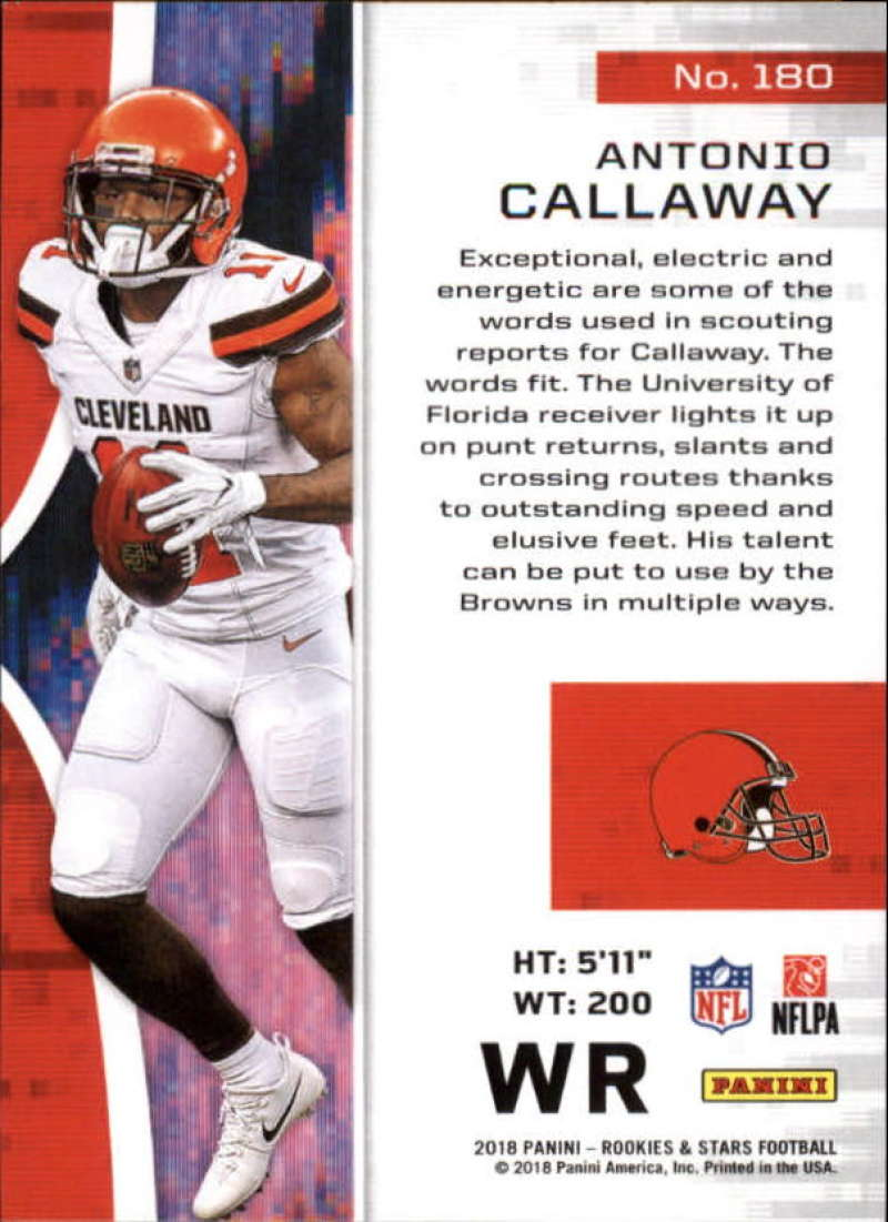 Pick-Your-Cards-Lot-2018-Rookies-and-Stars-NFL-Football-Panini-Singles-w-RC thumbnail 213