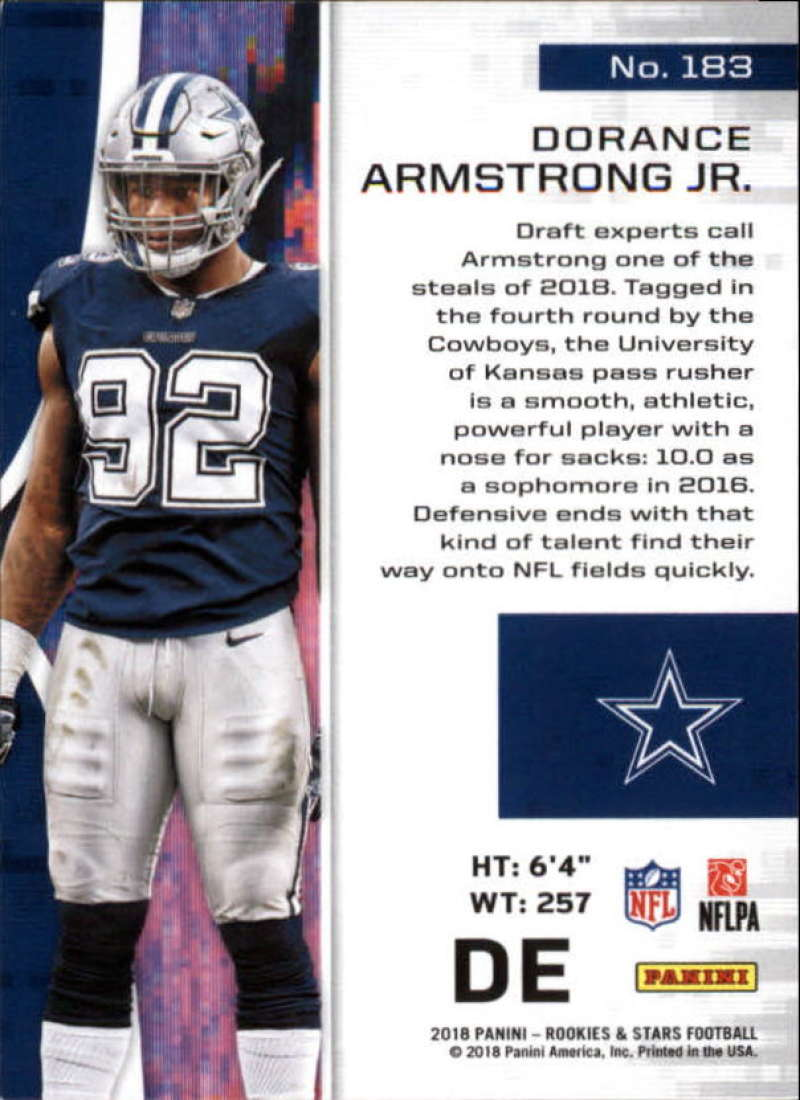 Pick-Your-Cards-Lot-2018-Rookies-and-Stars-NFL-Football-Panini-Singles-w-RC thumbnail 217