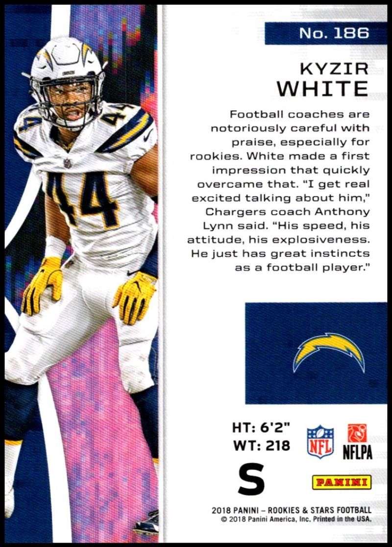 Pick-Your-Cards-Lot-2018-Rookies-and-Stars-NFL-Football-Panini-Singles-w-RC thumbnail 219