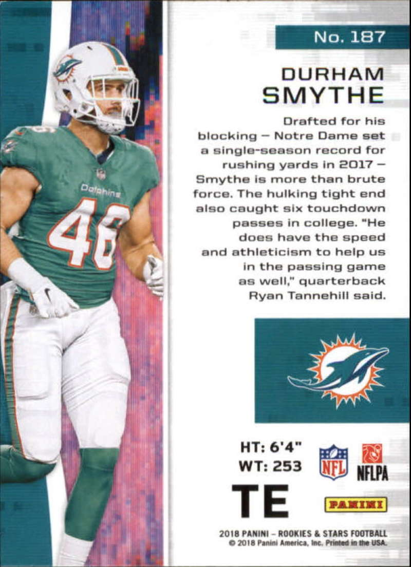 Pick-Your-Cards-Lot-2018-Rookies-and-Stars-NFL-Football-Panini-Singles-w-RC thumbnail 221