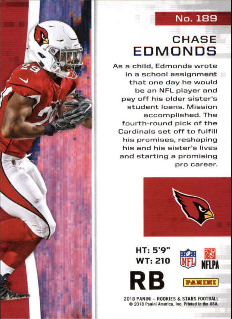 Pick-Your-Cards-Lot-2018-Rookies-and-Stars-NFL-Football-Panini-Singles-w-RC thumbnail 223