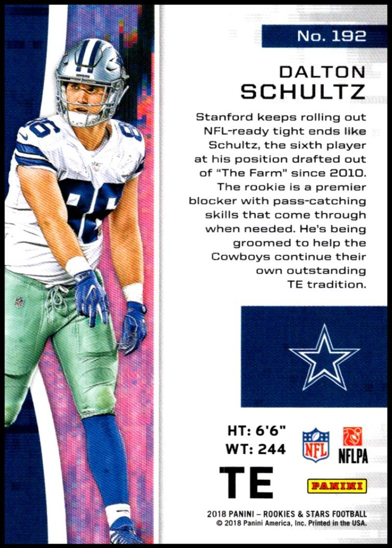 Pick-Your-Cards-Lot-2018-Rookies-and-Stars-NFL-Football-Panini-Singles-w-RC thumbnail 227