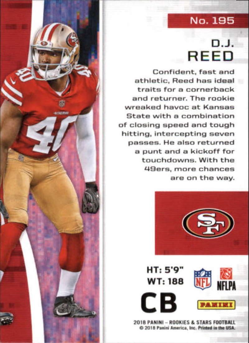 Pick-Your-Cards-Lot-2018-Rookies-and-Stars-NFL-Football-Panini-Singles-w-RC thumbnail 231