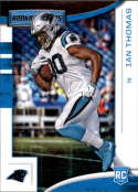 2018 Panini Rookies and Stars #178 Ian Thomas NM-MT RC Carolina Panthers Official NFL Rookie Card