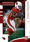 2018 Panini Rookies and Stars #189 Chase Edmonds NM-MT RC Arizona Cardinals Official NFL Rookie Card