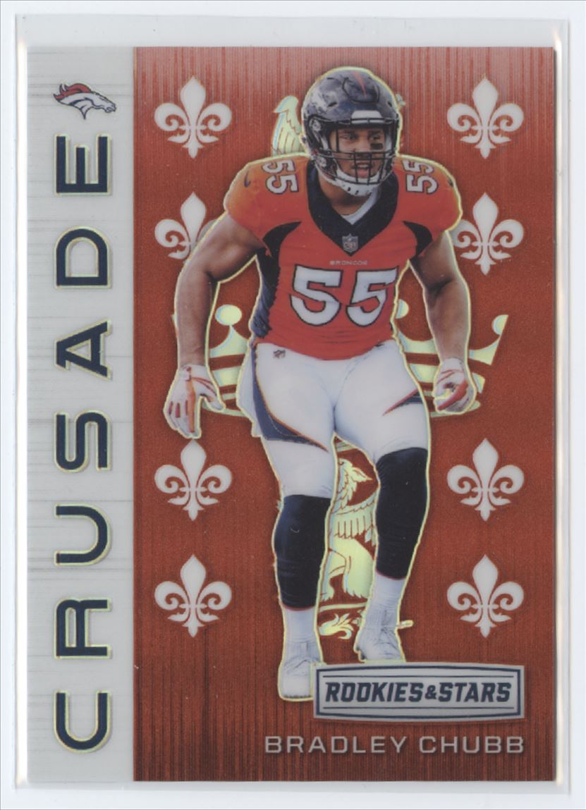 27fc1c1c1a1 2018 Panini Rookies and Stars Crusade Red Football Checklist ...
