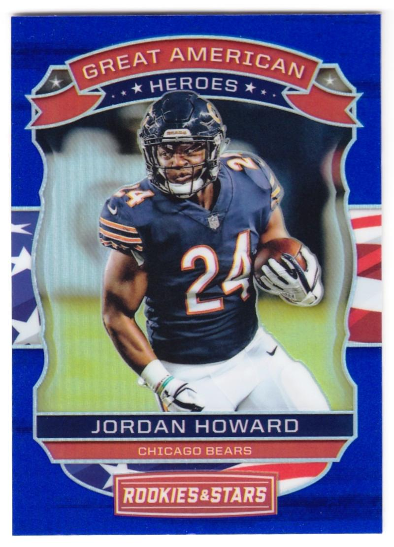 2018 Panini Rookies and Stars Great American Heroes