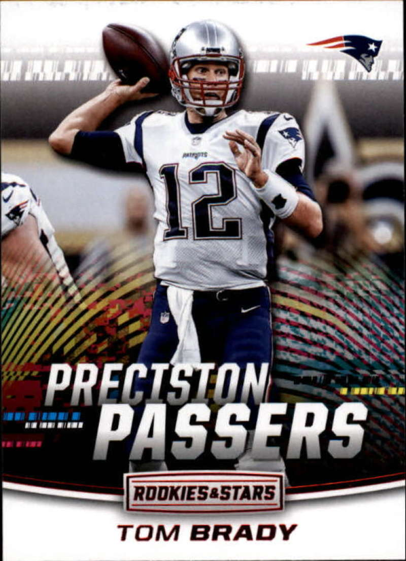 2018 Panini Rookies and Stars Precision Passers