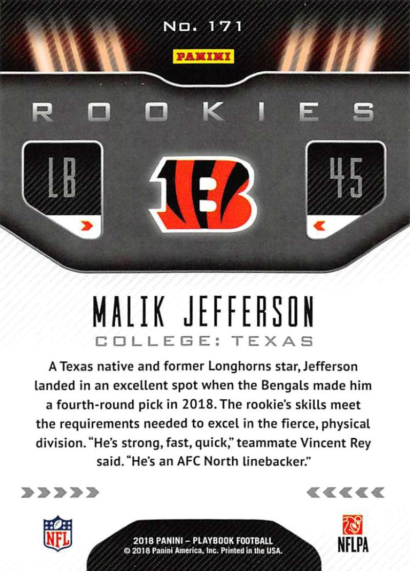 2018-Panini-PLAYBOOK-Football-Inserts-Singles-You-Choose-Pick-Your-Card-Player miniature 41