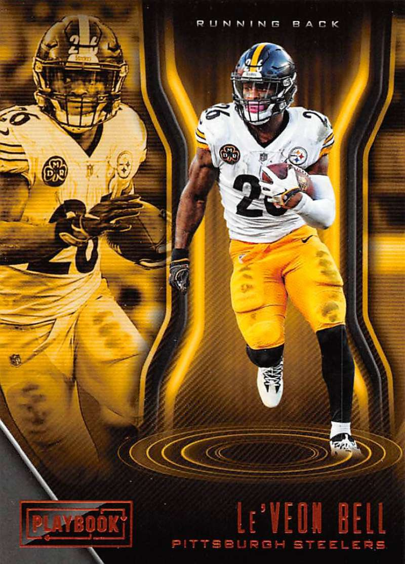 b57c987f Details about 2018 Panini Playbook Football Orange Parallel 1-200 Pick Your  Cards/Lot/Make Set