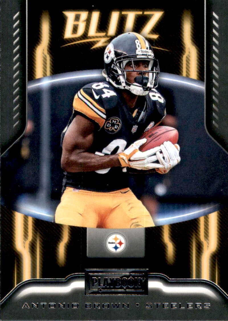2018 Panini Playbook BLITZ