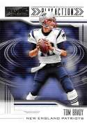 2018 Playbook Play Action Football #1 Tom Brady New England Patriots  Official NFL Retail Insert Card made by Panini