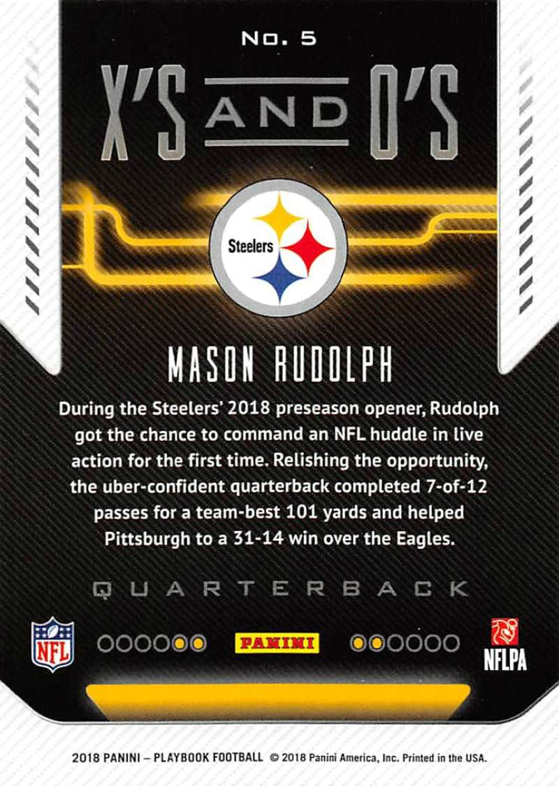 2018-Panini-PLAYBOOK-Football-Inserts-Singles-You-Choose-Pick-Your-Card-Player miniature 47