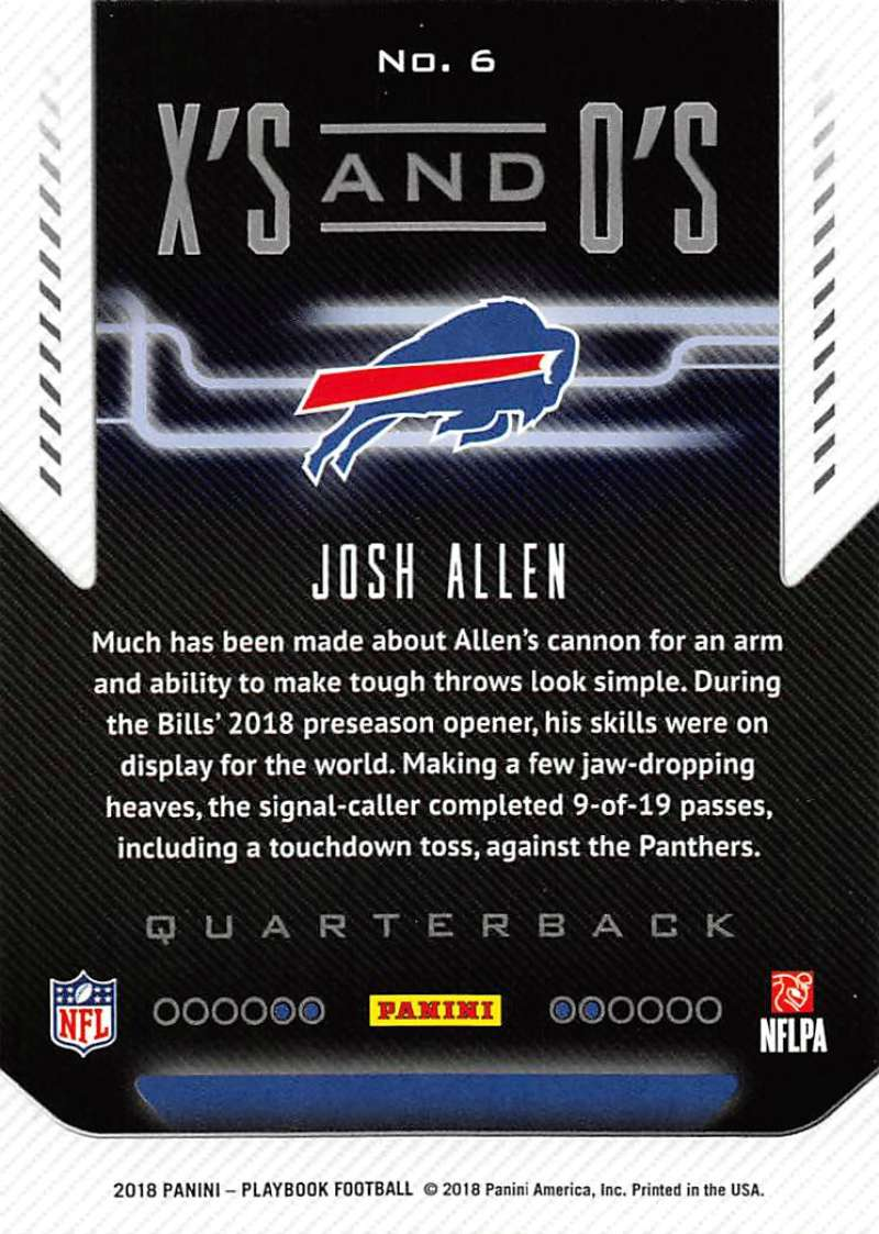 2018-Panini-PLAYBOOK-Football-Inserts-Singles-You-Choose-Pick-Your-Card-Player miniature 49