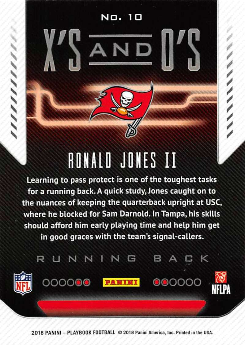 2018-Panini-PLAYBOOK-Football-Inserts-Singles-You-Choose-Pick-Your-Card-Player miniature 61