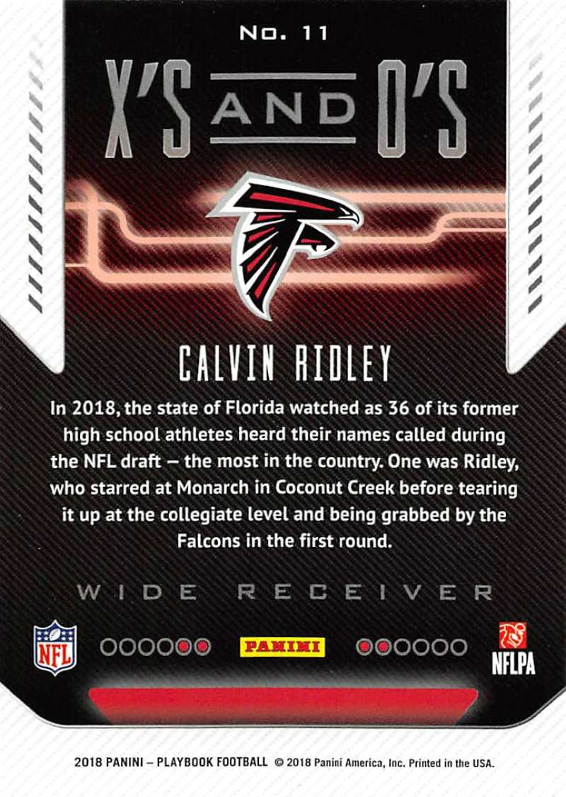 2018-Panini-PLAYBOOK-Football-Inserts-Singles-You-Choose-Pick-Your-Card-Player miniature 73