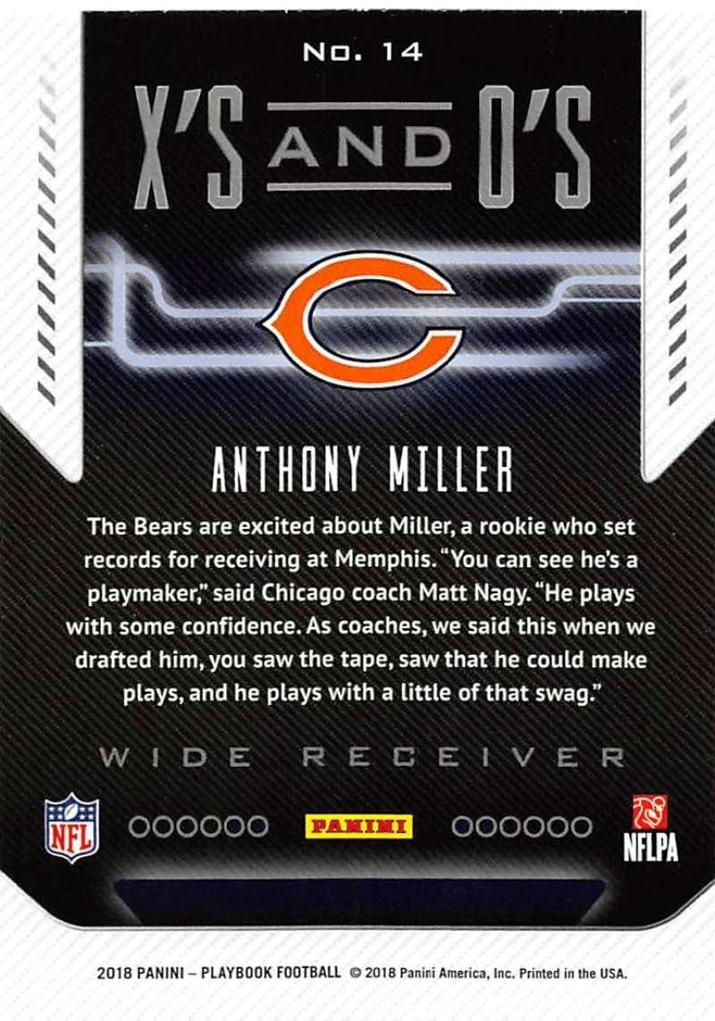 2018-Panini-PLAYBOOK-Football-Inserts-Singles-You-Choose-Pick-Your-Card-Player miniature 51
