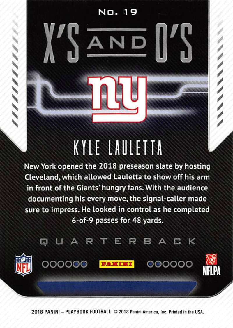 2018-Panini-PLAYBOOK-Football-Inserts-Singles-You-Choose-Pick-Your-Card-Player miniature 67
