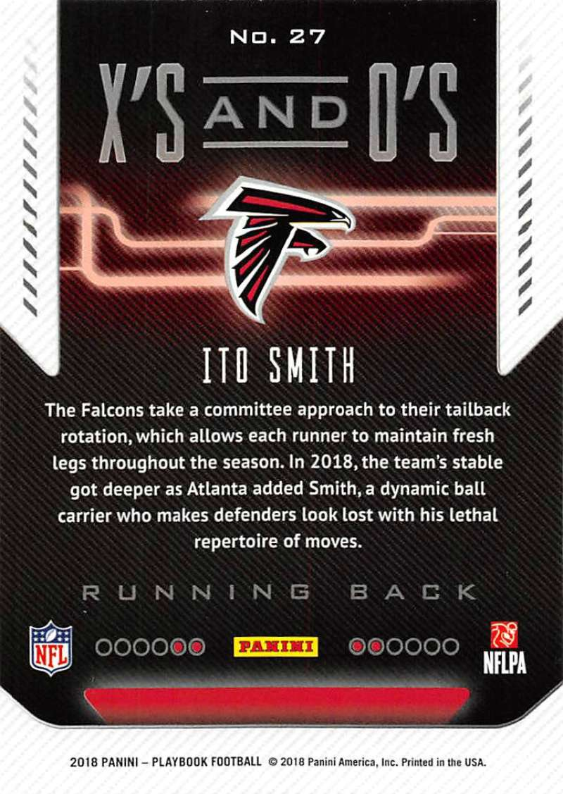 2018-Panini-PLAYBOOK-Football-Inserts-Singles-You-Choose-Pick-Your-Card-Player miniature 77