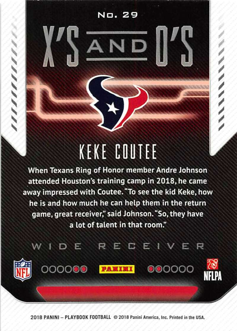 2018-Panini-PLAYBOOK-Football-Inserts-Singles-You-Choose-Pick-Your-Card-Player miniature 71