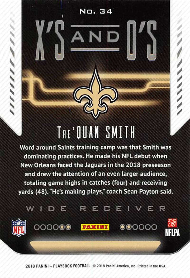 2018-Panini-PLAYBOOK-Football-Inserts-Singles-You-Choose-Pick-Your-Card-Player miniature 79